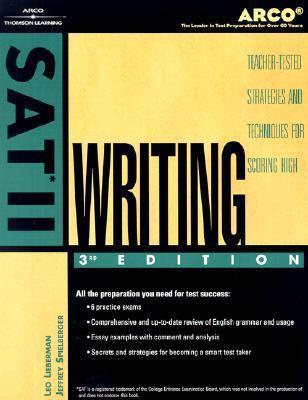 SAT II Writing 2002 Leo Lieberman