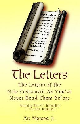 The Letters Art Moreno Jr