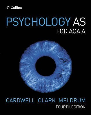 Psychology AS for AQA A  by  Mike Cardwell