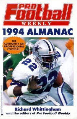 Pro_Football Weekly Alanac Dick Whittingham