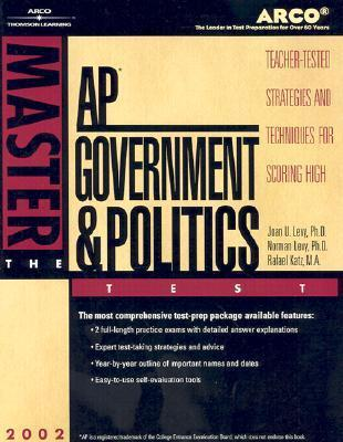 Master AP Government and Politics 2002  by  Joan U. Levy