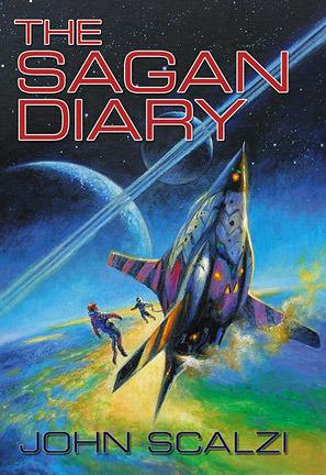 The Sagan Diary  (Old Mans War, #2.5)  by  John Scalzi