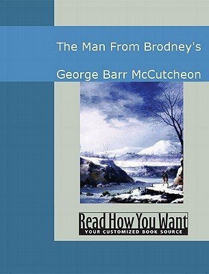 The Man from Brodneys  by  George Barr McCutcheon