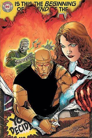 Doom Patrol, Volume 1: We Who are About to Die Keith Giffen