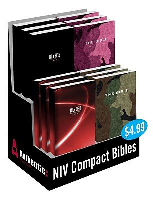 NIV Compact Bible Kit Biblica