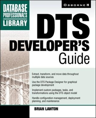 DTS Developers Guide Brian Lawton