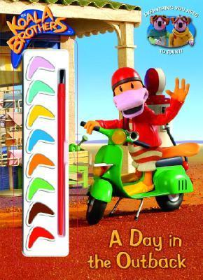 A Day in the Outback  by  Artful Doodlers Ltd.