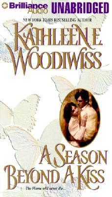 Season Beyond a Kiss, A  by  Kathleen E. Woodiwiss