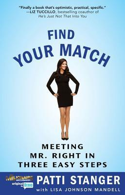 Finding Your Match: Steps Three, Four & Five from Become Your Own Matchmaker  by  Patti Stanger
