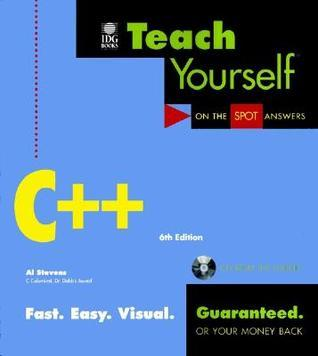 Teach Yourself C++ [With CDROM]  by  Al Stevens