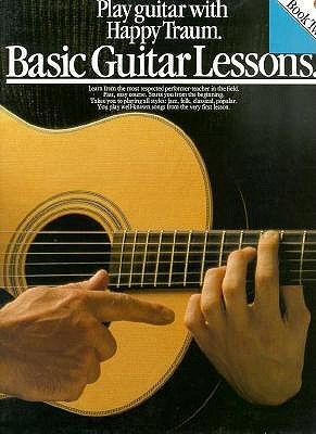 Basic Guitar Lessons (Play Guitar with Happy Traum), Vol. 2 Music Sales Corporation