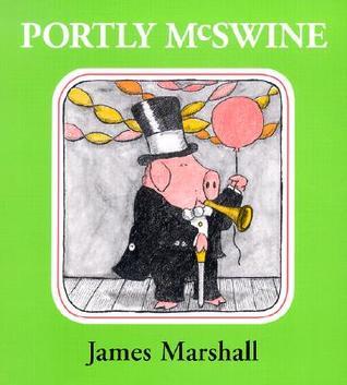 Portly McSwine  by  James  Marshall