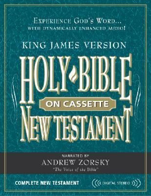 New Testament-KJV  by  Anonymous