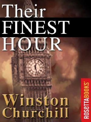 Their Finest Hour: The Second World War, Volume 2  by  Winston S. Churchill