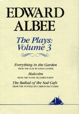 The Plays, Vol. 3  by  Edward Albee