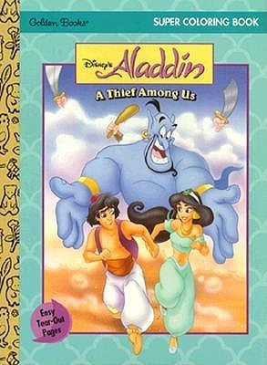 A Thief Among Us  by  Golden Books