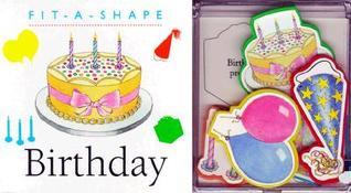 Birthday: Fit A Shape  by  Running Press