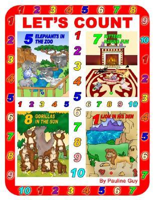 Lets Count  by  Pauline Guy