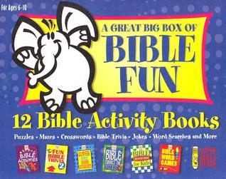A Great Big Box of Bible Fun  by  Ken Save