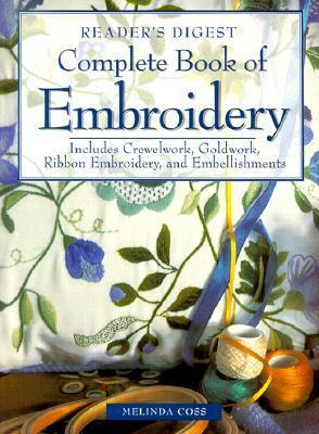 Complete book of embroidery Melinda Coss