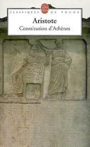 Constitution dAthènes  by  Aristotle