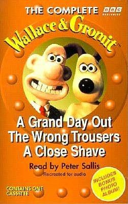 Wallace & Gromit Nick Park