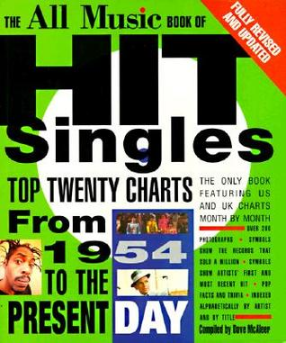 All Music Book of Hit Singles: Top 20 Charts from 1954 to the Present Day Dave McAleer