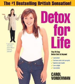 Detox for Life Carol Vorderman