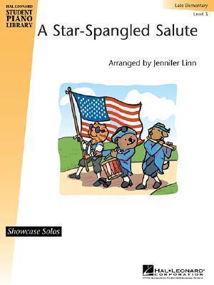 A Star-Spangled Salute, Level 3 Jennifer Linn