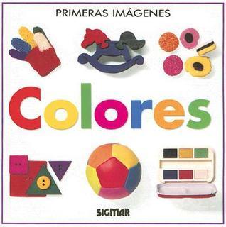 Colores = Colors  by  Olga Colella