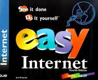 Easy Internet  by  Joe Kraynak