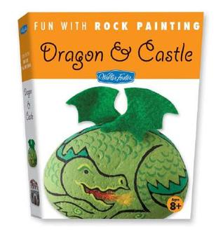 Dragon & Castle [Kit[  by  Diana Fisher