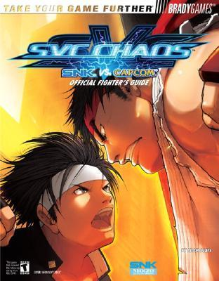 SVC CHAOS(tm): SNK vs. CAPCOM Official Fighters Guide  by  Adam Deats