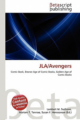 Jla/Avengers NOT A BOOK