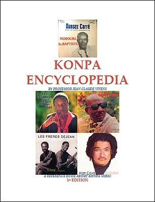 Konpa Encyclopedia  by  Jean Claude Vivens