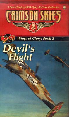 Wings Of Justice Trilogy, Book 2: Devils Flight  by  Thomas S. Gressman