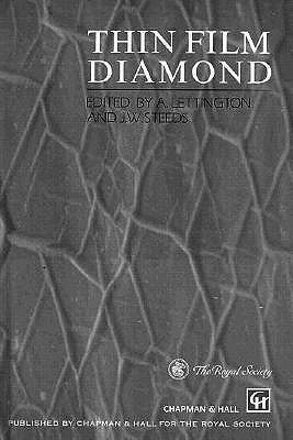 Thin Film Diamond  by  A. Lettington