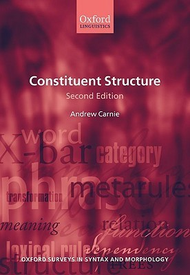 Constituent Structure Andrew Carnie