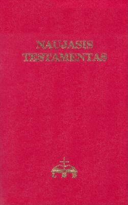 Lithuanian New Testament-fl  by  Anonymous