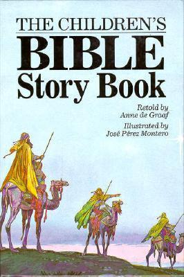 Childrens Bible Stories  by  Anne de Graaf