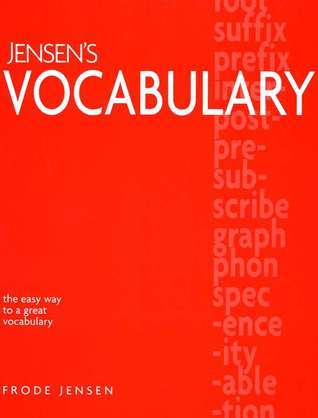 Vocabulary  by  Frode Jensen