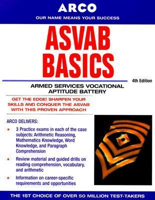 Arco ASVAB Basics  by  Ronald Kaprov
