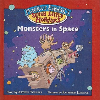Monsters in Space  by  Arthur Yorinks
