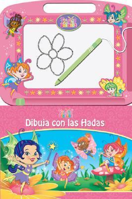 Serie Aprendizaje: Dibuja Con Las Hadas: Drawing with Fairies  by  Silver Dolphin En Espanol