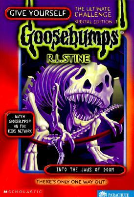 Into the Jaws of Doom (Give Yourself Goosebumps Special Edition, #1)  by  R.L. Stine