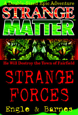 Scariest Show On Earth (Strange Matter, #33)  by  Marty M. Engle