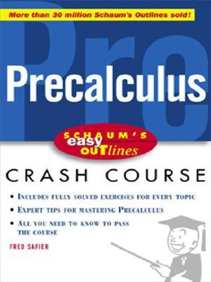 Precalculus  by  Fred Safier