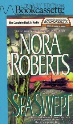 Sea Swept (Chesapeake Bay Saga #1) (Libr. Ed.) (8 Cass.)  by  Nora Roberts