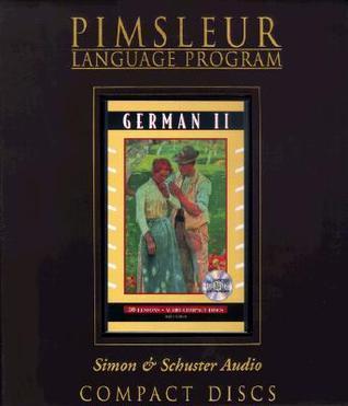 German Ii Pimsleur Language Programs