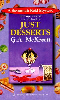 Murder A La Mode  by  G.A. McKevett